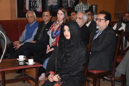 World Bank Delegates Visit Arts Council (4)