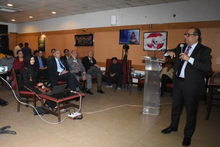 World Bank Delegates Visit Arts Council (6)