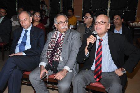 World Bank Delegates Visit Arts Council (9)