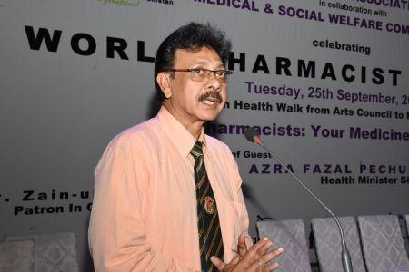 World Pharmacist Day 2018 Celebrating At Arts Council Karachi (11)