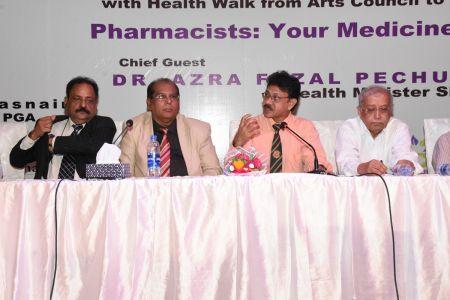 World Pharmacist Day 2018 Celebrating At Arts Council Karachi (15)