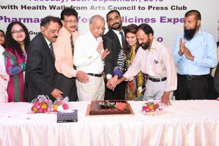 World Pharmacist Day 2018 Celebrating At Arts Council Karachi (17)