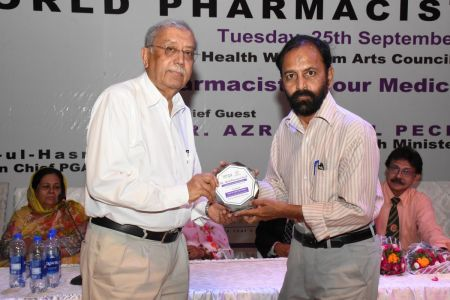 World Pharmacist Day 2018 Celebrating At Arts Council Karachi (18)