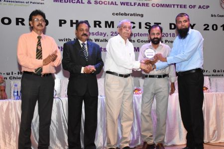 World Pharmacist Day 2018 Celebrating At Arts Council Karachi (19)