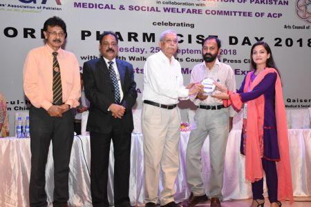 World Pharmacist Day 2018 Celebrating At Arts Council Karachi (21)