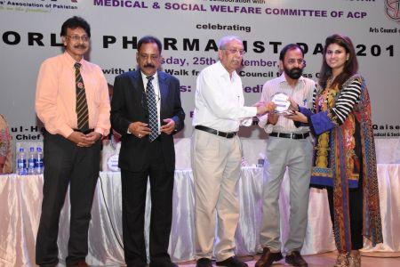 World Pharmacist Day 2018 Celebrating At Arts Council Karachi (25)