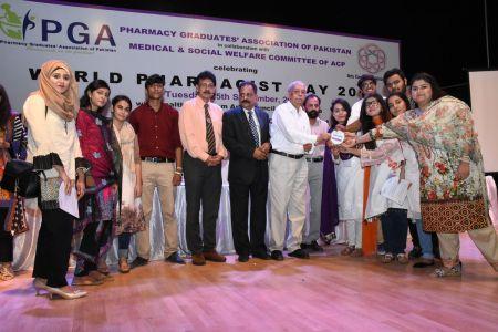 World Pharmacist Day 2018 Celebrating At Arts Council Karachi (31)