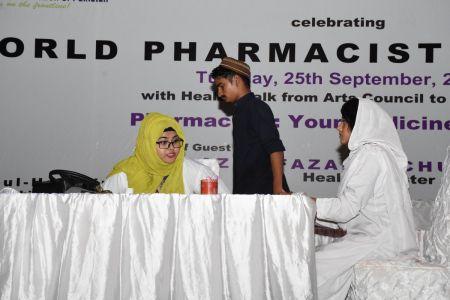 World Pharmacist Day 2018 Celebrating At Arts Council Karachi (7)