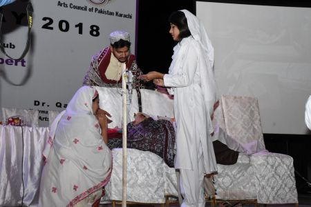 World Pharmacist Day 2018 Celebrating At Arts Council Karachi (8)