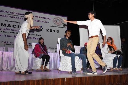 World Pharmacist Day 2018 Celebrating At Arts Council Karachi (9)