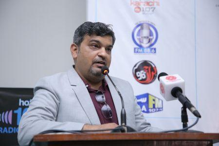 World Radio Day Celebrated At Arts Council Karachi (2)