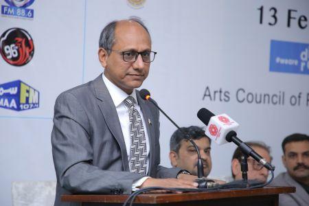 World Radio Day Celebrated At Arts Council Karachi (3)