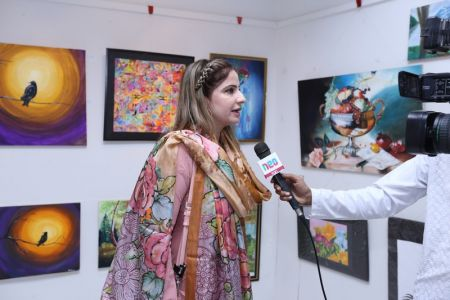 Youth Festival Painting Inaugration (1)