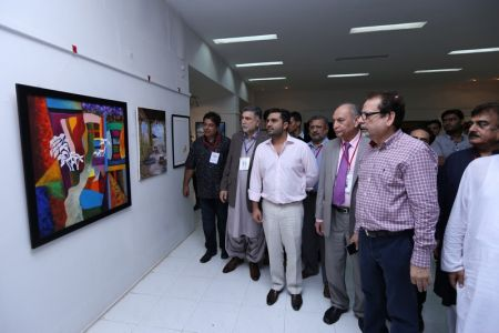 Youth Festival Painting Inaugration (5)