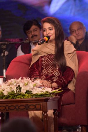 3rd Day, Session Aalmi Mushaira In Aalmi Urdu Conference 2019 At Arts Council Karachi (14)