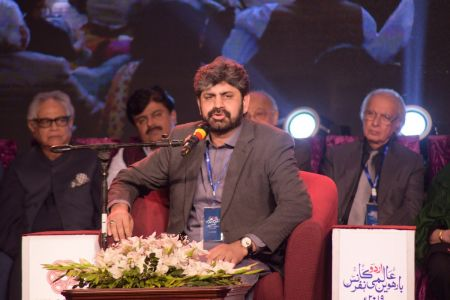 3rd Day, Session Aalmi Mushaira In Aalmi Urdu Conference 2019 At Arts Council Karachi (15)