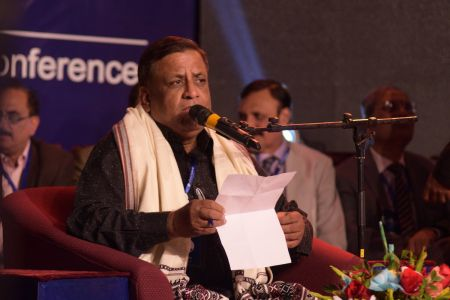 3rd Day, Session Aalmi Mushaira In Aalmi Urdu Conference 2019 At Arts Council Karachi (2)
