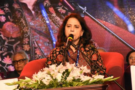 3rd Day, Session Aalmi Mushaira In Aalmi Urdu Conference 2019 At Arts Council Karachi (32)