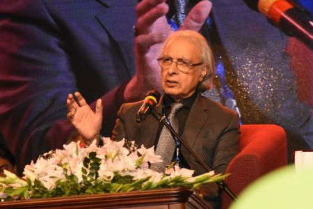 3rd Day, Session Aalmi Mushaira In Aalmi Urdu Conference 2019 At Arts Council Karachi (38)