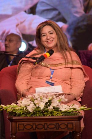 3rd Day, Session Aalmi Mushaira In Aalmi Urdu Conference 2019 At Arts Council Karachi (3)