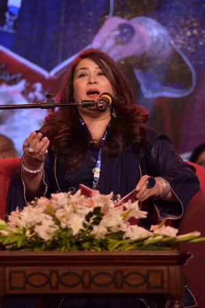 3rd Day, Session Aalmi Mushaira In Aalmi Urdu Conference 2019 At Arts Council Karachi (6)