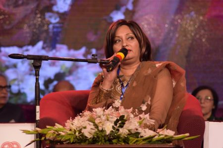 3rd Day, Session Aalmi Mushaira In Aalmi Urdu Conference 2019 At Arts Council Karachi (7)