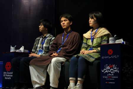 3rd Day, Session Japan Aur Pakistan Ke Adabi Saqafti Rawabet N Aalmi Urdu Conference 2019 (4)