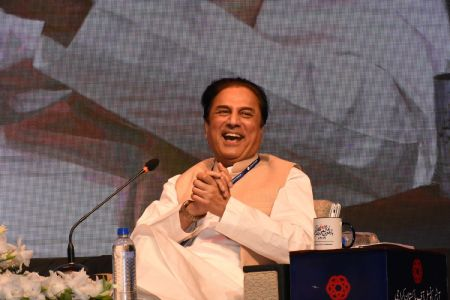 3rd Day, Session Naeem Bukhari Ke Saath In Aalmi Urdu Conference 2019 (3)