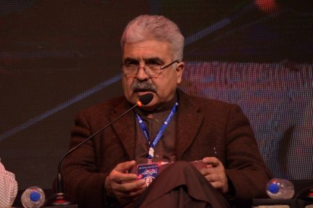 3rd Day, Session Pakistani Saqafat Takhliqi Tanqeed Jaiza In 12th Aalmi Urdu Conference 2019 (7)
