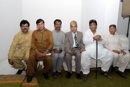 During Press Conference For Awami Theater Festival 2018 (12)
