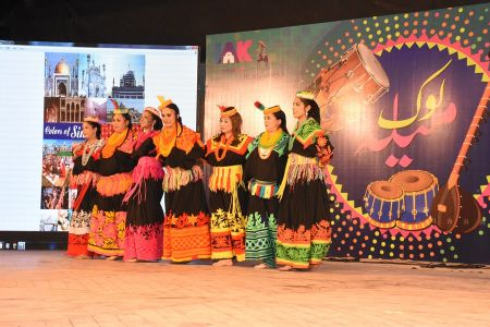 \'Lok Mela\' At Arts Council Of Pakistan Karachi (12)