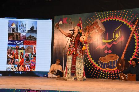 \'Lok Mela\' At Arts Council Of Pakistan Karachi (13)