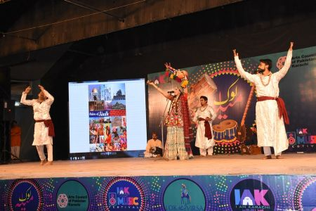 \'Lok Mela\' At Arts Council Of Pakistan Karachi (15)