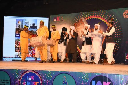 \'Lok Mela\' At Arts Council Of Pakistan Karachi (34)
