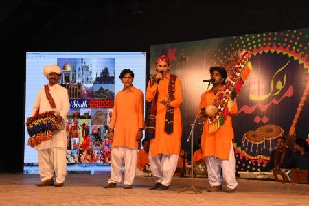 \'Lok Mela\' At Arts Council Of Pakistan Karachi (35)