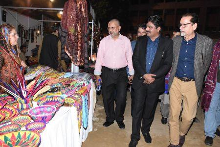 \'Lok Mela\' At Arts Council Of Pakistan Karachi (38)