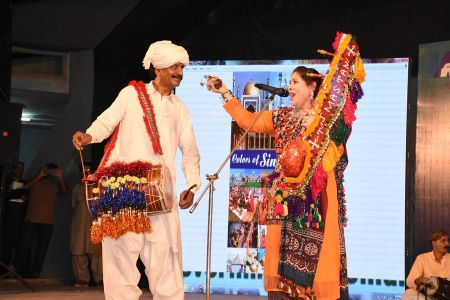 \'Lok Mela\' At Arts Council Of Pakistan Karachi (4)