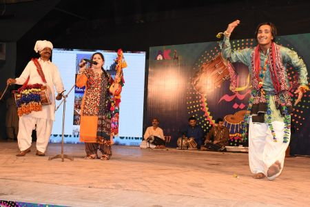 \'Lok Mela\' At Arts Council Of Pakistan Karachi (5)
