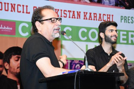 Address To Tehreek E Comedy At Arts  Council Karachi  (33)