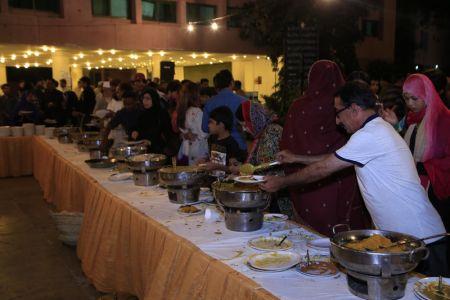 Arts Council Dawat E Haleem (1)