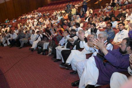 Tribute To Camrade Jam Saqi At Arts Council Karachi (17)