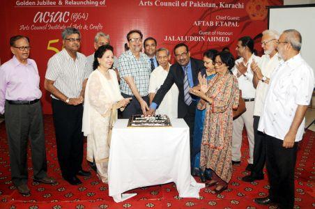 Golden jubilee celebrations of ACIAC I 2014