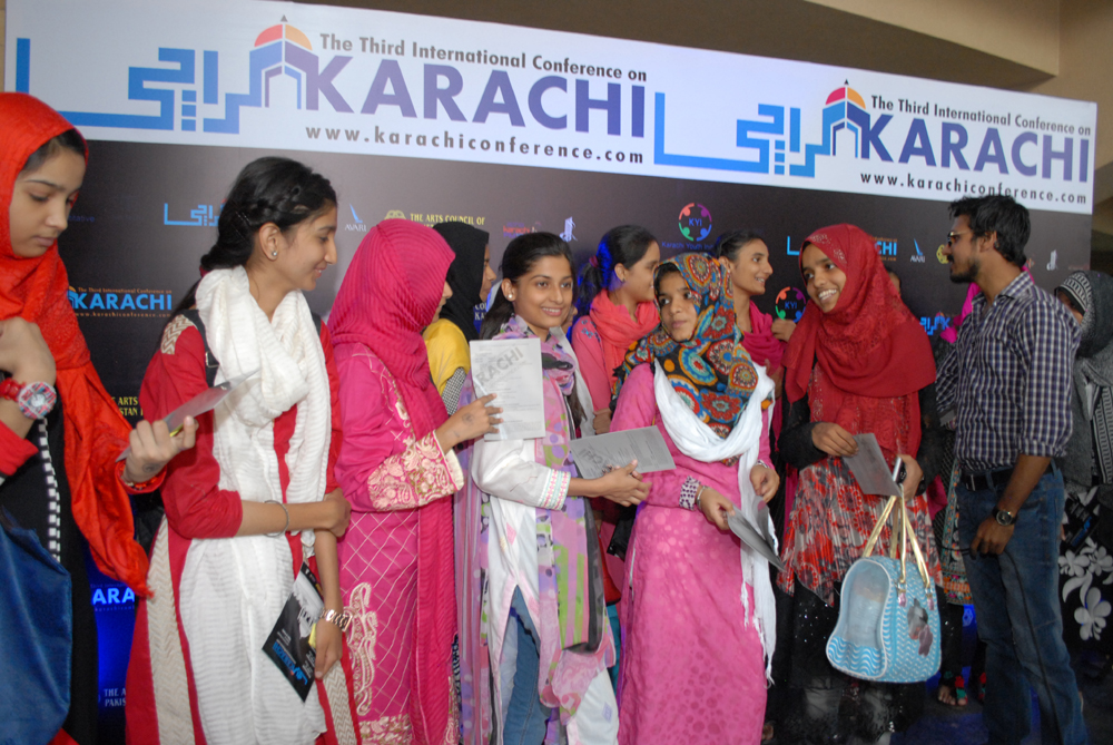 3rd International Conference on KARACHI