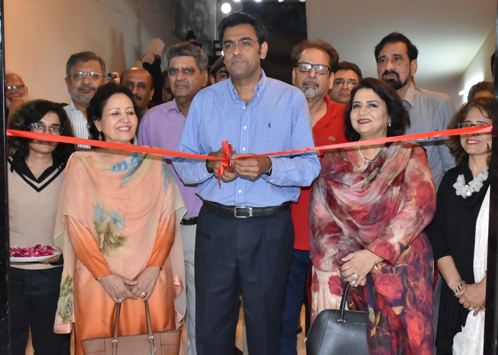 Painting Exhibition by Tajjali Naveed & Rizwana Tahir (Bitti)