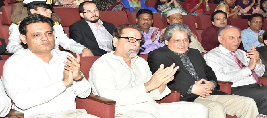Governor Sindh attended the Mahfil-e-Sur Taal Sangeet