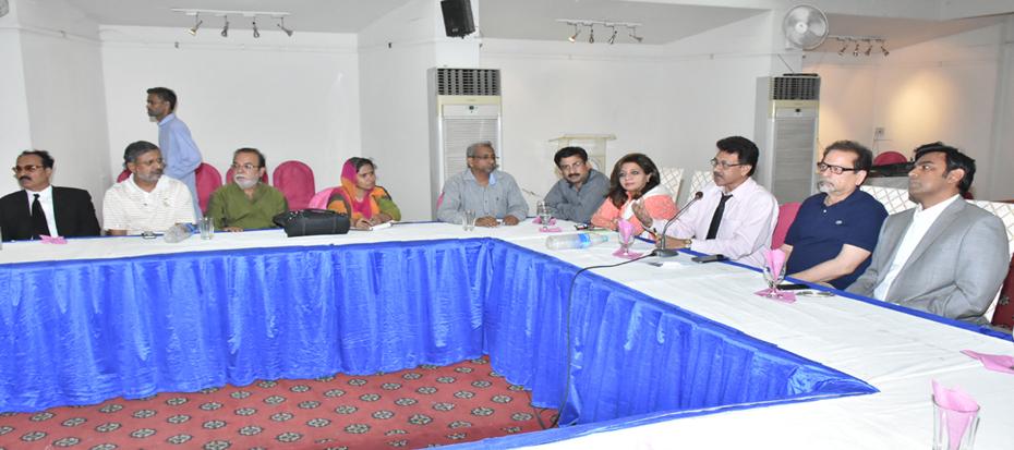 Seminar by Medial Aid Committee