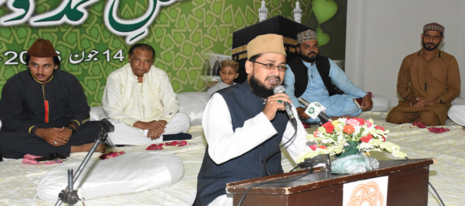 Mehfil e Hamd o Naat by Stage Show Committee