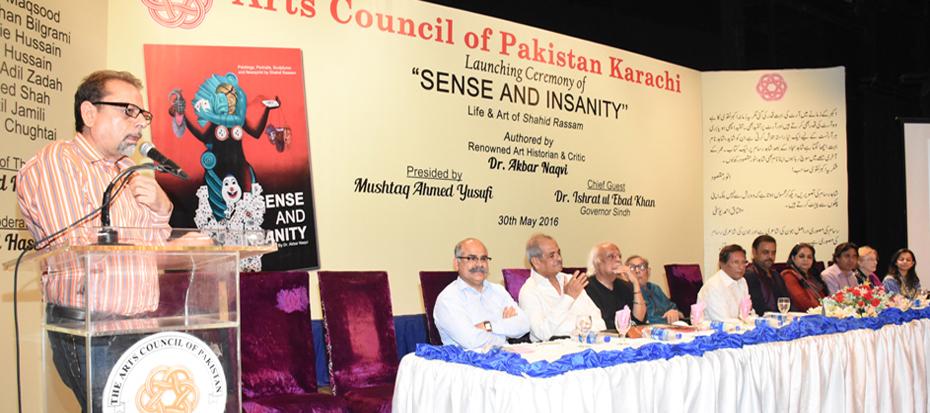 "Launching Ceremony of ""SENSE AND INSINITY"""