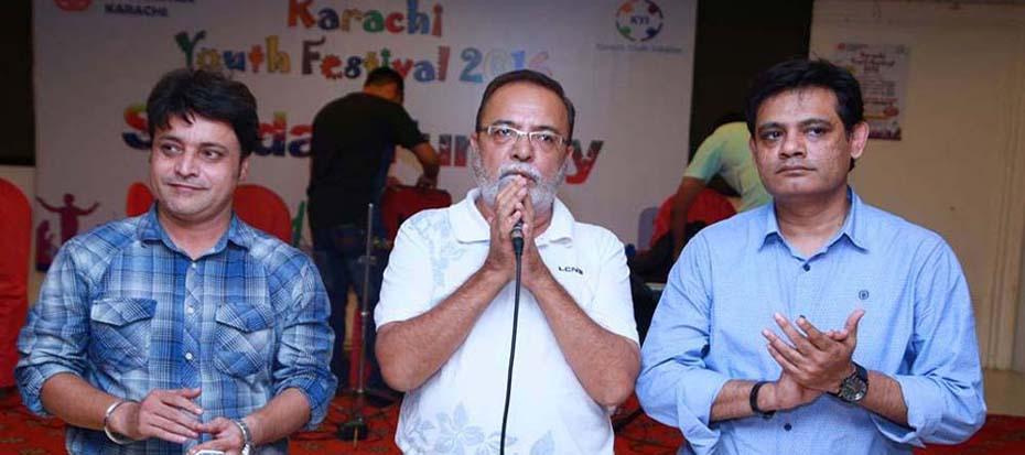 Sunday Funday, Karachi Youth Festival 2016