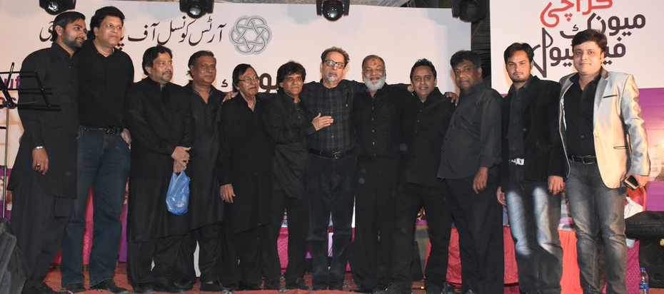 2nd Day of Karachi Music Festival 2016